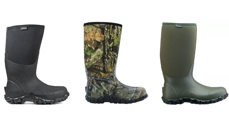 Grubs Classic High Boots 3 styles